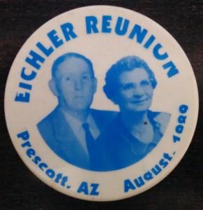 1989 Reunion Pin
